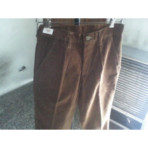 Wrangler Pantalon De Corderoy Marron .t.38..largo.1.11cm