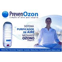 Generador De Ozono Oxigeno3 Prevenozon Pod 60mts3 Estatico