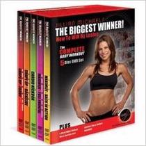 Jillian Michaels 5 Dvd´s The Biggest Winner, Boxset