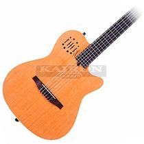 Guitarra Clasica Godin Acs Multiac Sa Nylon Midi + Estuche