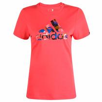 Playera Atletica Foil Para Mujer Adidas Ai6140