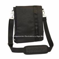 Bolso Maletin Tipo Bandolero Para Laptop 12 Pulg Original