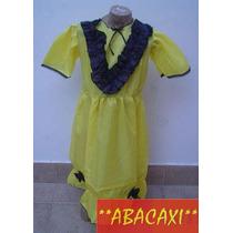 Disfraz Dama Antigua De 5 A 7 Años