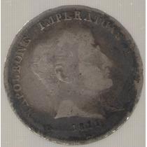 Italia Napoleon 1 Lira 1811 Plata B+