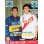 Poster Diego Armando Maradona Enzo Francescoli Grafico
