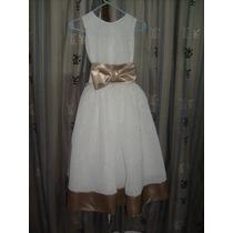 Hermoso Vestido !!! Para Fiesta Talles -6-7-8-9-10-