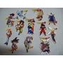 Figuritas/calcos Dragon Ball Z Y Gt (pack X 12 )