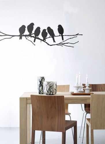 Decoracion Para Comedores En Vinilo Adhesivo - 1m X 60cm - $ 60.000 ...