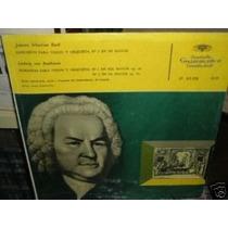 Igor Oistrach Romanzas Para Violin Beethoven Vinilo Argentin