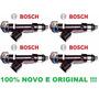 4 Bico Injetor Ecosport Focus 2.0 16v Flex Duratec0280158162