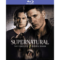 Blu-ray Supernatural Season 7 / Temporada 7