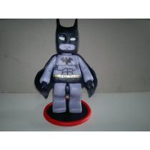 Lego Batman Adorno Para Torta En Porcelana Fria