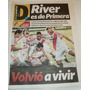 * Suplemento Clarin Deportivo - River Vuelve A Primera !!!