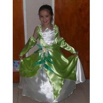 Disfraz Tiana La Princesa Y El Sapo
