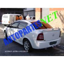 Aleron Chevrolet Astra 4 Puertas C/ Baul Inyectado T/origina
