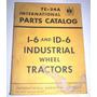 Tractor Industrial - Despiece