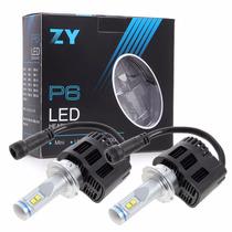 Lampada Super Led Automotiva-h4-hb3-hb4-h7-h11-h16 De 110w