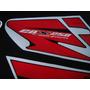 Calcos Para Honda Cbx 250 Twister Kit Completo Moto Negra