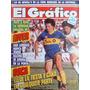 El Grafico Nº3603 25/10/88 - Boca Vs Mandiyu, Newell´s