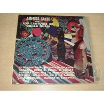 Los Cantores De Quilla Huasi America Canta Vinilo Argentino