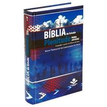 Bíblia De Estudo Plenitude Para Jovens Frete Grátis