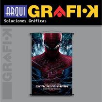 ..:: Posters - Banners De Peliculas ::.. El Hombre Araña