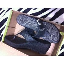 Sandália Plástica Anabela, Nova, 37 Na Caixa R$ 25,00