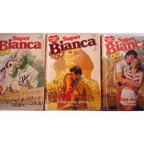 Pacote/lote Com 3 Romances Super Bianca Florzinha