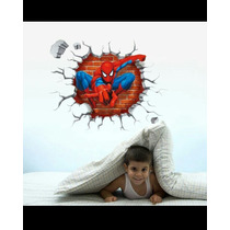 Pegatinas Decorativas Vinil Spider Man