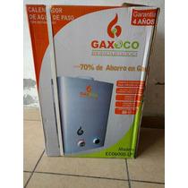 Boiler De Paso Gaxeco Eco 6000 Lp Y Redugax Rg6-lp