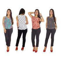 Blusas Para Dama Blusones Pantalones Leggins Vestidos Licras