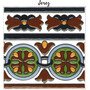Mayolicas -azulejos Patio Español En Relieve Soy Fabricante