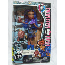 Boneca Monster High Robecca Steam - Gibiteria Bonellihq