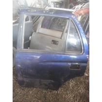 Porta Traseira Esquerda Toyota Hilux Antiga Sw 97