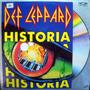 Def Leppard - Historia - Laser Disc - De Coleccion