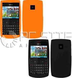 045581d388c Funda / Protector De Silicona Para Celular Nokia X201 - $ 98,00 en Mercado  Libre