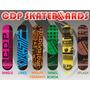 Tabla Skate Pro 7 Laminas Guatambu + Epoxi Cdp Skateboards
