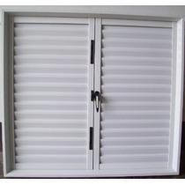 Postigon Ventana Aluminio Blanco 1,20x 1,10 Nuevo