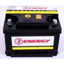 Bateria Heliar 12v 50ah Baterias Energy +nf Direto De Fabric