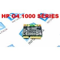 Mini Pci Wireless + Bluetooth Hp G4 1000 1226 Bcm94313hmgb