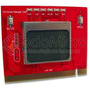 Tester Para Mother, Placa De Diagnostico, Post Card + Lcd