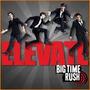 Big Time Rush Elevate Cd Original Clickmusictore Promo 5 X1