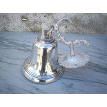 Campana De Bronce Aluminio