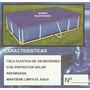 Cubrepileta P/ Pileta Pelopincho Mod. 1055