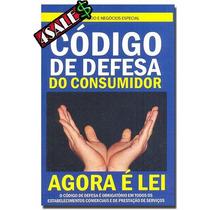 20 Livros Código Defesa Do Consumidor Agora É Lei 8078/1990