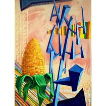 Pinturas Moderna Arte Contemporaneo Figurativa