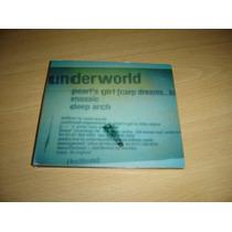 Underworld Pearl S Girl Cd Doble Importado Uk Digipak