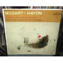 Cuarteto De Cuerdas Paganini Haydn Mozart Vinilo Argentino