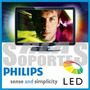 Soporte Philips Led Tv Phg 32 39 42 47 55 Fijo 40 X 20 Cms
