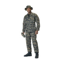 Uniforme Camuflado Tiger - Paintball - Geof -grupo Halcon
